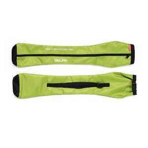 Открытый треккинг полюс рюкзак костыль мешок хранения портативный складной треккинг полюс bagFoldable Trekking Pole сумка Альпинизм Инструменты