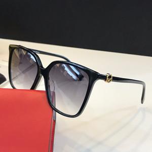 Moda Bayan Marka Güneş Gözlüğü 0330 Ultralight Malzeme Kare Çerçeve Lüks Tasarımcı Gözlük Basit Stil anti-UV400 eyeywear Ile Kılıf