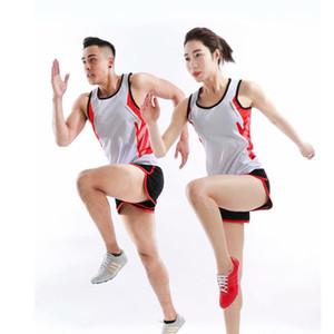 Ano Atletismo servir os homens terno e Mulheres Fundo amantes atlético do desgaste Suit Formação equipe de atletismo de treinamento e equipe de campo Jersey