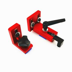 T-Spur 35/45 Slot-Anschluss Gleitbügel (Rote Serie) Chute Holzbearbeitungsmaschinen Teilmodul T Spur T-Stop-Aluminium