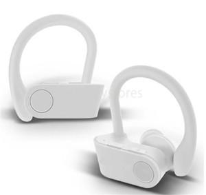 İOS ve Android için Flaş Gerçek Kulaklık Kablosuz Blutetooth 5.0 Gaming Headset Taşınabilir Çift Kulak Kulaklık