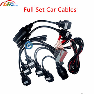 OBD / OBD2 del sistema completo CDP cables del coche herramienta de diagnóstico Conectores Adaptadores de coches tcs CDP Pro cables de camiones