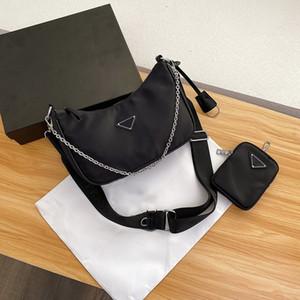 Designer sacs à main de luxe sacs à main sacs de femmes 2020 pour femmes de sacs à main de créateurs de luxe crossbody 2pcs / set avec la haute qualité Padlog
