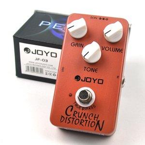 JOYO JF-03 Crunch Distortion Guitar Effect Pedal True Bypass
