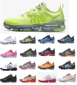 Malla Ejecute Utility 2019 Zapatillas para hombre Repelencia de agua Para mujer Repelencia de agua Triple Black Zapatos Marca Chaussure Designer Shoes