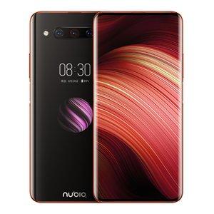 """원래 누비아 Z20 4G LTE 휴대 전화 8기가바이트 RAM 128G 5백12기가바이트 ROM 스냅 드래곤 855 플러스 옥타 코어 6.42 """"듀얼 스크린 48MP 지문 ID 휴대 전화"""