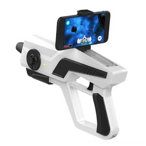 AR Bluetooth Toy Gun Game Controller Smartphone Virtual Reality Соматосенсорные Игры Мобильные телефоны Другие аксессуары игры аксессуары Стрельба