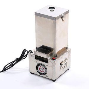 110 В / 220 В электрический чеснок Peelers автоматический чеснок пилинг машина из нержавеющей стали быстро чеснок Peeler коммерческий