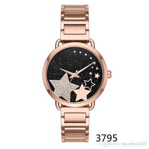 Moda personalizzata orologio abbigliamento femminile di dialogo M3794 M3795 M3621 + Original + all'ingrosso e 6pc Retail + Free