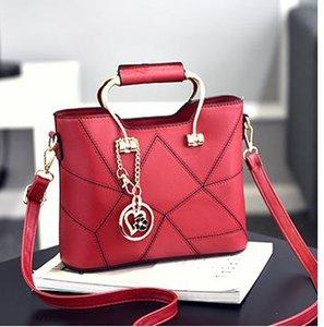 Designer Female Bag 2020 Newset Fashion Female Stereotypes Sweet Fashion Female Bag Slung Shoulder Bag