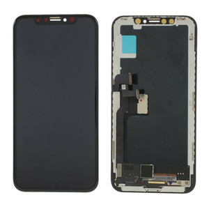 Nuovo arrivo per Iphone X Touch Screen Digitizer Display LCD Assembly 5.8 pollici Sostituzione dello schermo 5.8 pollici 100% testato DHL Freeshipping