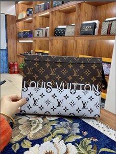 2020 heißen Verkauf neue Damen wilde Business-Tasche lässig wilde Designer klassische Schultertasche Handtasche der Frauen hochwertige neue Zweifarben-Rucksack