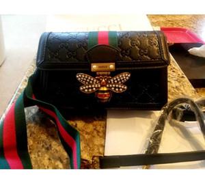 İnci Kelebek toptan Lady crossbody çanta yüksek kaliteli tasarımcı omuz çantaları bayan çanta