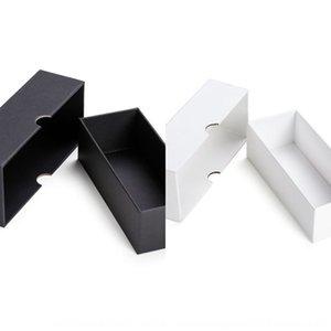 Kraft case Kraft céu moda papel e terra armação de cobertura óculos caixa caixa de papel em vidros de sol