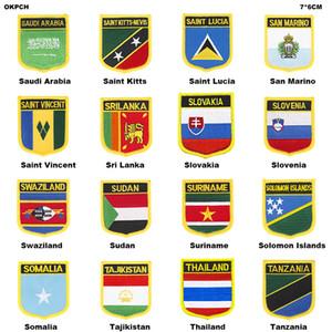 REINO UNIDO Reino Unido Jack Bandeira Patch Jacket Roupas Jeans Patches Bordados Ferro na Bandeira Do País Emblema Mochila