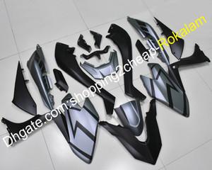 Trax530 17 18 Tmax 530 Noir Personnalisez les kits de corps de carénage (moulage par injection)