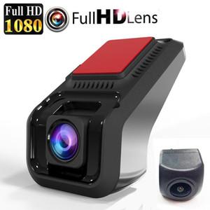 ADAS DashCam Camera HD 1920*1080P Car DVR Dash Cam Camera HD DVR Auto Recorder DashCam G-sensor Mini Dash Night Recorder