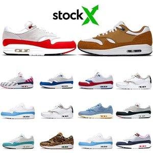 Nike air max 1 EQT Support Future shoe 93 17 Bianco nero rosa Uomo scarpe sportive da donna Sneakers Running Shoes sneaker 36-44