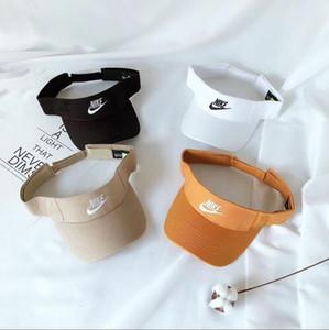 Große Krempe Mesh Clip auf Visiere Sonnenschutzkappen Sport Hut für Frauen Männer Sonnenschutzkappe Einstellbare Tennis Golf Stirnband Baumwolle Hut Snapback
