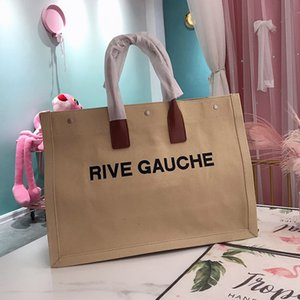 canvas tote bags for women summer beach bag top-handle bags brands designer handbags large shopping bag travel bag 2019