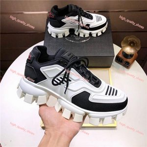 2020 Men Low Top Casual Shoes Lates P Thunder Lace up progettista Shoes 19FW capsule series color matching platform Lusso Xshfbcl sneakers