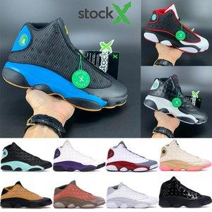 2020 новые 13 13s Jumpman баскетбольной обуви обратный он получил игру Крис Пол Away CNY суд фиолетового низкий чатни мужчины женщины дизайнерские кроссовки