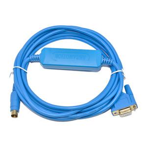Amsamotion GPWCB02 Communciation Kablo Uygun Proface GP3000 Dokunma Aşağıda Ekran Programlama Kablo GPWCB02 GPWCB03 Adaptörü