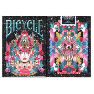 Bicicletta Mad World giocare a carte mazzo Poker Dimensione USPCC personalizzato Limited Edition Magia giochi di carte trucchi magici Bonus per Magician