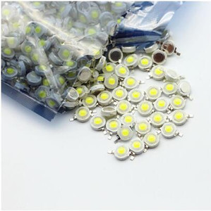 10-1000 Pcs LED Puce Lampe 1W 3W 3.2-3.6V Entrée 100-220LM Mini Ampoule LED Diode SMD Pour DIY LED Projecteur Spotlight Downlight