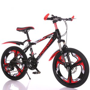 Children's bicycle 6-7-8-9-10 years old baby carriage mountain bike boy girl primary school 18 20 Inch bicycle