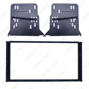 Car Stereo Radio Fascia Panel In-Dash Mounting Frame for KIA Sorento (BL) 06-09 Radio Installation Kit #5189