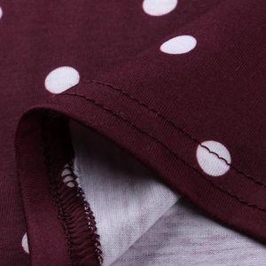 TELOTUNY Women Maternity Nursing tops Ruffles t-shirt Pregnant Long sleeve Blouse Breastfeeding Clothes Large size clothes ZA07