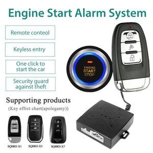 Alarme 12V Car Sistemas Car Remoto Central Door Lock Keyless Sistema Auto SUV Anti-roubo Keyless Entry de arranque Auto Acessórios