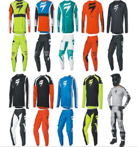 2020 SHIFT الرجال الملابس على الطرق الوعرة ملابس تناسب دراجة نارية ركوب الملابس سباق ملابس الرجال أربعة مواسم العالمية