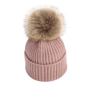 2019 new fashion winter 6 months - 8 years old children's hat