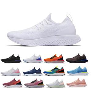 Yeni 2019 Anında Git Fly S0UTH Erkekler Belçika Be gerçek Racer Mavi Platin Mavi Glow Kadınlar Atletik Spor Sneakers Koşu ayakkabıları Tepki