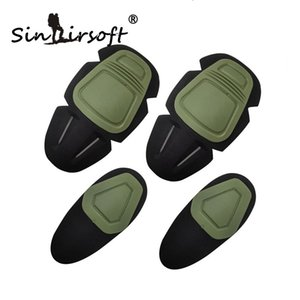 SINAIRSOFT Paintball Airsoft Combat G3 Koruyucu Üniforma Pantolon Taktik Diz ve Dirsek Koruyucu DİZ DİRSEK Pad