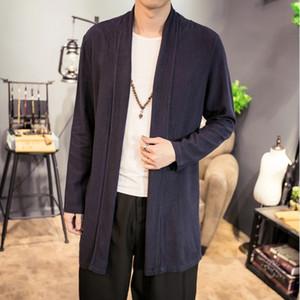 Abbigliamento etnico Cinese tradizionale per uomini Oriental Mens Vestiti TA237