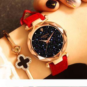 Geneva simple design quartz Lady wristwatches Retro Women wrist bracelet watch belt fashion decoration