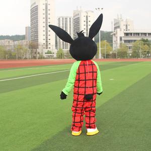 Bing gros- lapin mascotte costume Déguisements de Noël pour l'événement fête d'Halloween