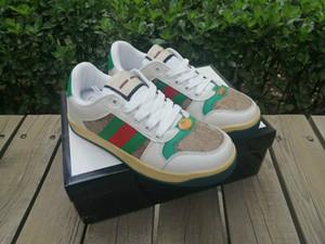 Designer de moda de Nova atletismo Passeio ocasional sapatilhas desportivas ao ar livre Sapatos colaboração selo francês BEE imprimir sapatos Board