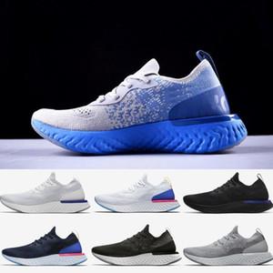 Sıcak tasarımcı Epic AQ0067 Anında Gitmek Tepki Uçmak Nefes Satılık Rahat Spor Erkek açık Ayakkabı Satılık Kadınlar Atletik Sneaker boyutu 36-45