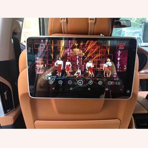 11,6-дюймовый плоский супер-тонкий Новый ID6 UI сенсорный экран для автоматического Stereo Rear Seat Entertainment TV Android 8.1 Подголовник монитор автомобиля