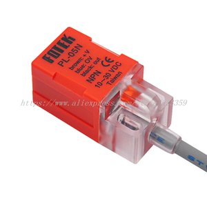 10 ADET PL-05N NPN NO Sn-5mm FOTEK Endüktif Proximity Anahtarı Sensörü 10-30VDC 3 Tel Yeni Yüksek Kalite