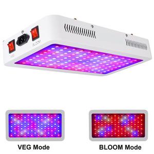 1500W crescente Lâmpadas 8 Bandas Full Spectrum UV IR para Grow Tenda plantas Crescimento, Veg e Bloom canal para plantas em diferentes fase de crescimento