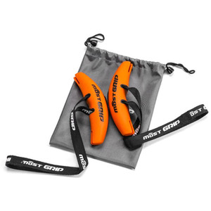 Alta Strengthe Weerstand TPE Palestra fascia di Resistenza Maniglia Grips Sollevamento pesi formazione forza di presa Sling Trainer