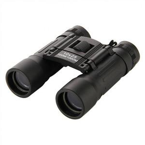 Di alta qualità 10x25 binoculare dello zoom Campo Grande occhiali palmare Telescopi DropShipping caldo di vendita professionali marche potenti binocoli