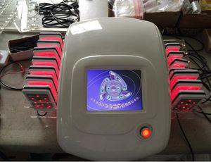 14 패! 찬 레이저 치료 미용 레이저 슬림 기계