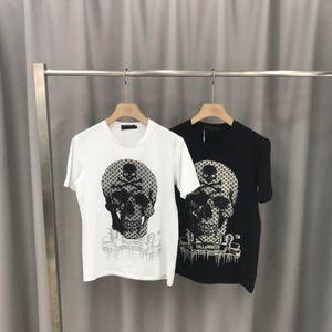 De lujo del diseñador del Mens camisetas del verano camiseta de diseño de impresión camisas de manga corta de la cadera alta divertido Minecraft pijamas A7