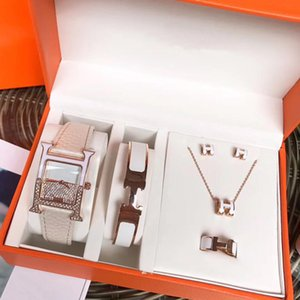 Relojes de diseño 2020 nuevas mujeres de calidad superior del reloj de señora Luxury Relojes Herm joyería informal Juego regalo de reloj de marca para mujer Regalo